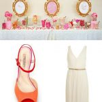 Pink, Coral, and Orange Wedding Inspiration