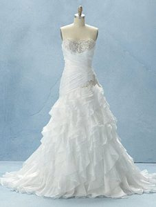 Disney Fairy Tale Weddings by Alfred Angelo – 2012 Gown Collection