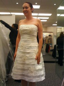 Mindy Versus the Wedding Dress Industry – Part Two