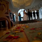 Real Disney Weddings – Crissa and Tim