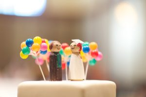 DIY for an Up Themed Wedding