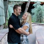 Disneyland Engagement Shoot – Kristie and Dario