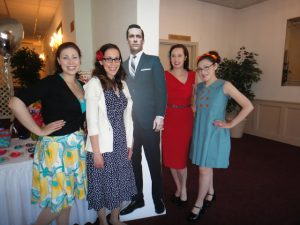 My Bridal Shower – A Swanky '60s Housewife Party
