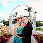 Real Disney Wedding – Eve and Phil