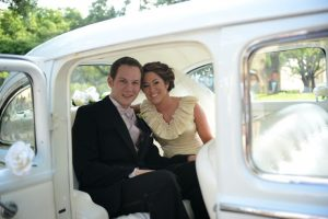 {Real Weddings} Natalia and Van's Classy Vintage Wedding