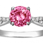 {Trends We Love} Pink Engagement Rings