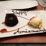 Anniversary Spotlight – Chef's Counter at Napa Rose Restaurant