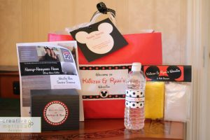 The Ultimate List of Wedding Welcome Bag Contents