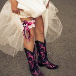 {Real Weddings} Jocelyn and Will's Hot Pink Dairy Farm Wedding