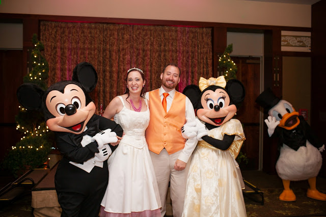Mickey and jessica wedding
