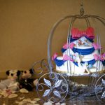 Cinderella Carriage Cake Display