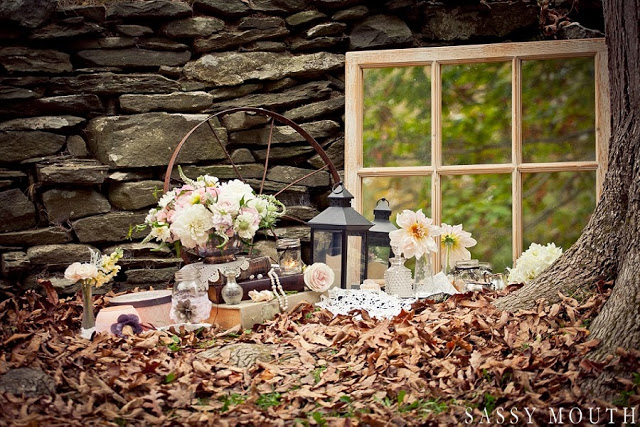 Sleeping Beauty Styled Shoot by Sassy Mouth Photography