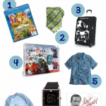 The Disney Fan's Holiday Gift Guide 2013 – For the Fellas