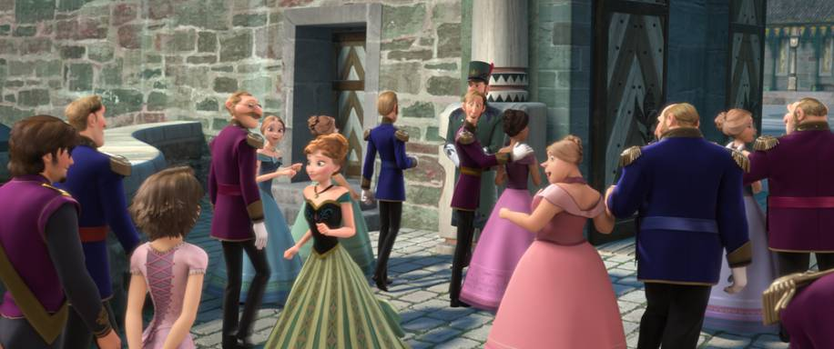 Hidden Gems in Disney's Frozen