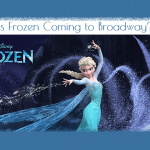 Is Frozen Coming to Broadway?