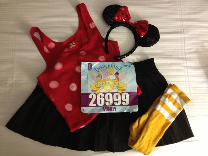 Diy minnie mouse running costume this fairy tale life diy minnie mouse running costume inspired by dis solutioingenieria Images