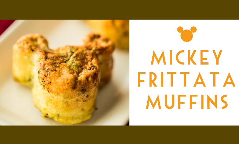 Mickey Frittata Muffins - This Fairy Tale Life