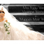 Miss Piggy Wears Vivienne Westwood in Muppets Most Wanted