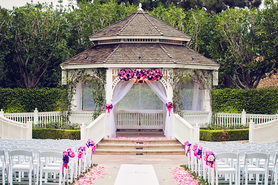 Ways to Decorate the Rose Court Garden Gazebo // Budget Fairy Tale