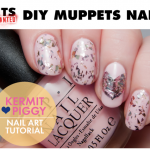 DIY Muppets Nail Art from OPI and MUPPETS MOST WANTED