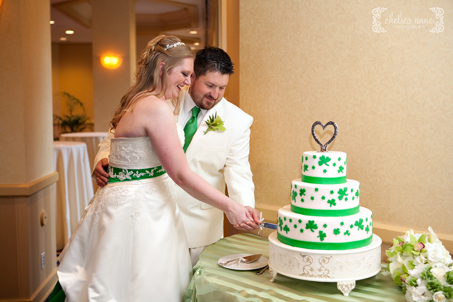 A Lucky St. Patrick\'s Day Disneyland Wedding - This Fairy Tale Life