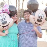 Amy and Victor's Disney Themed Anniversary Photo Shoot