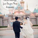 Disneyland Castle Weddings Just Became More Attainable