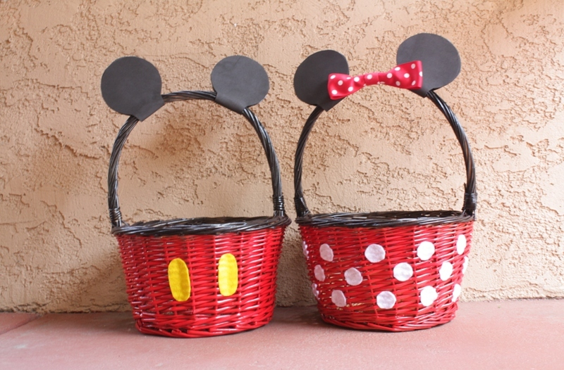 10 disney craft ideas for easter this fairy tale life 10 disney craft ideas for easter negle Image collections