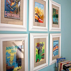 Disney California Adventure Themed Room