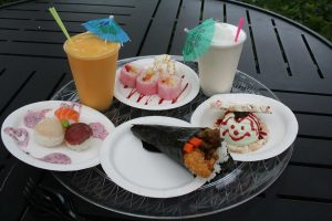 Food Envy from EPCOT Flower and Garden Festival