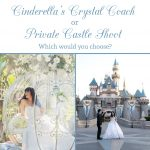 Cinderella's Coach or Castle Photo Shoot: Which One Would You Choose?