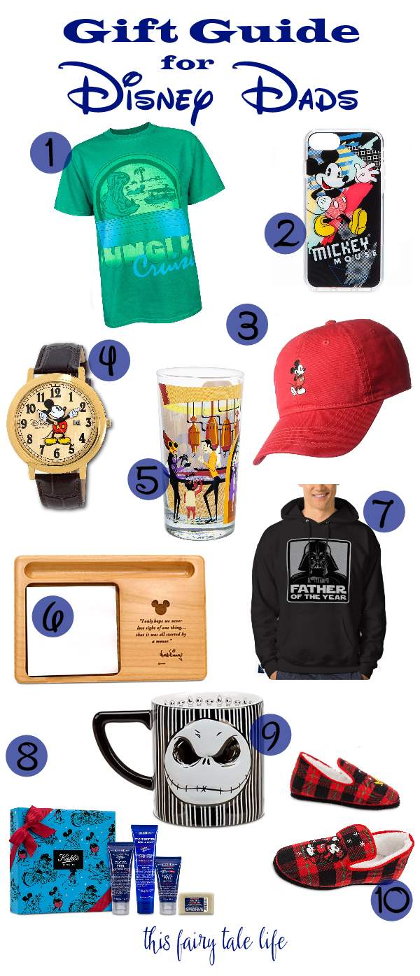 Gift Guide for Disney Dads