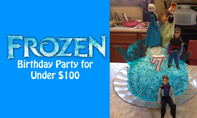 Frozen Birthday Party for Under $100  This Fairy Tale Life ~ 011707_Birthday Party Ideas Under $100