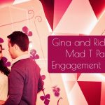 Gina and Richard's Mad T Party Engagement Photos