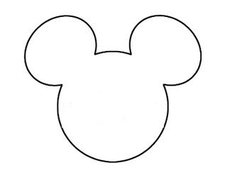 Mickey Mouse Cut Out Pictures to pin on Pinterest ZrLuVDdb