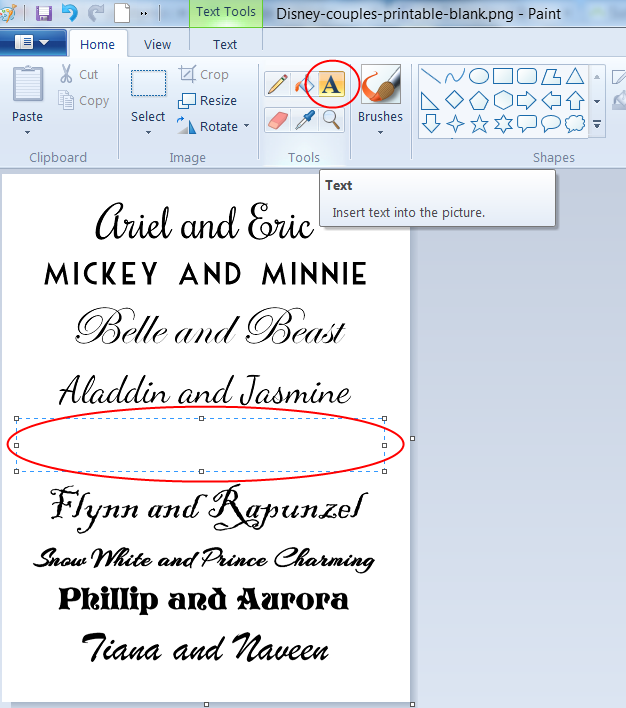 Summer 2014 Reader Survey and FREE Disney Couples Printable!