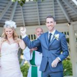 Heather and Adam's Romantic Disneyland Wedding