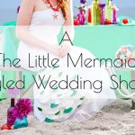 The Little Mermaid Styled Wedding Shoot by Sassy Mouth Photography