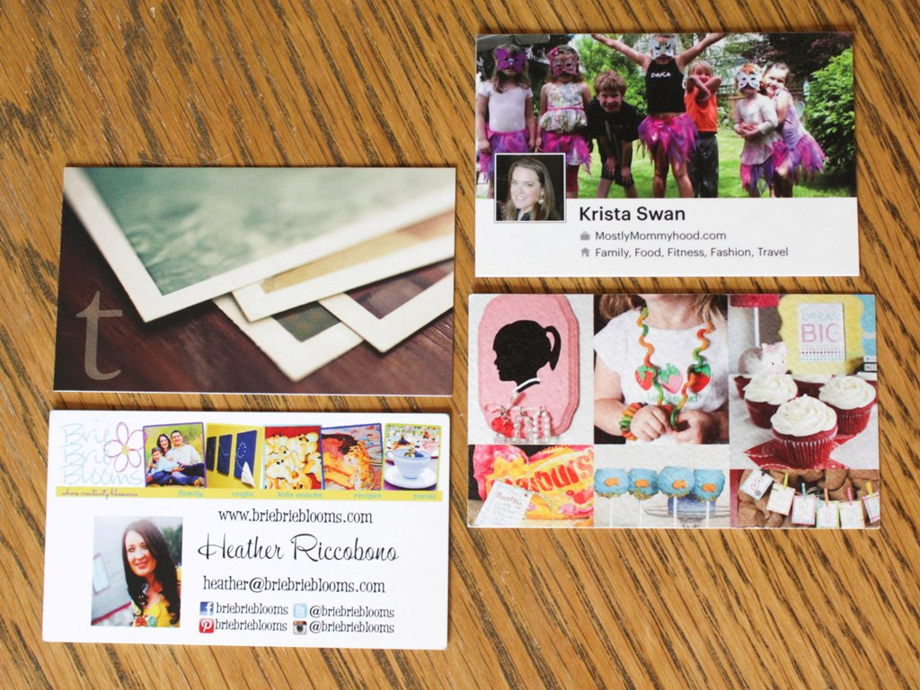 The best business cards from disney social media moms this fairy best business cards disneysmmoms 8 colourmoves