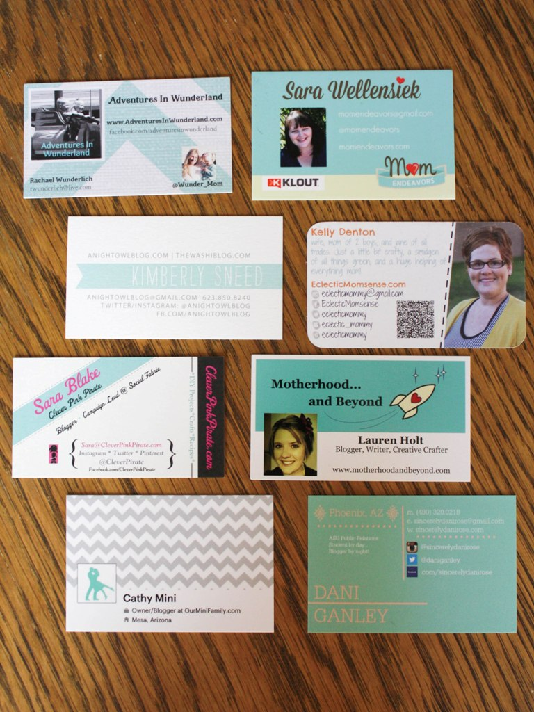 The best business cards from disney social media moms this fairy best business cards disneysmmoms teal colourmoves
