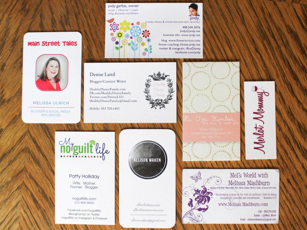 The best business cards from disney social media moms this fairy best business cards disneysmmoms white space colourmoves