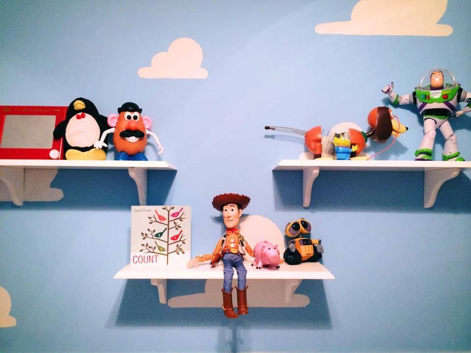 How To Create A Toy Story Themed Nursery This Fairy Tale