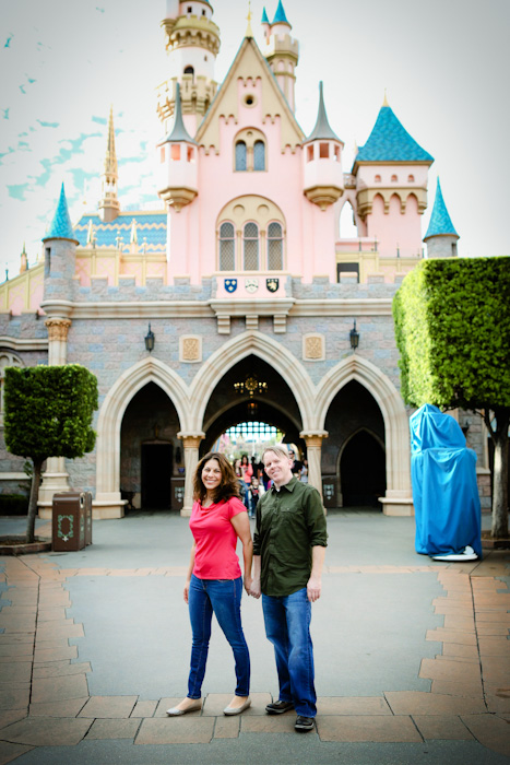 Disneyland Engagement Photos - Jim Kennedy Photographers