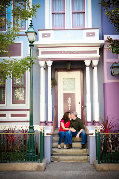 Disneyland Park Engagement Photos - Jim Kennedy Photographers