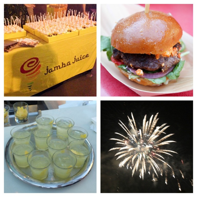 Yummy Eats and Drinks at the Taste of Downtown Disney Event