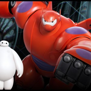 New Extended Clip of Big Hero 6!