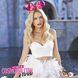 Is it Okay to Dress Sexy at Your Disneyland Wedding?