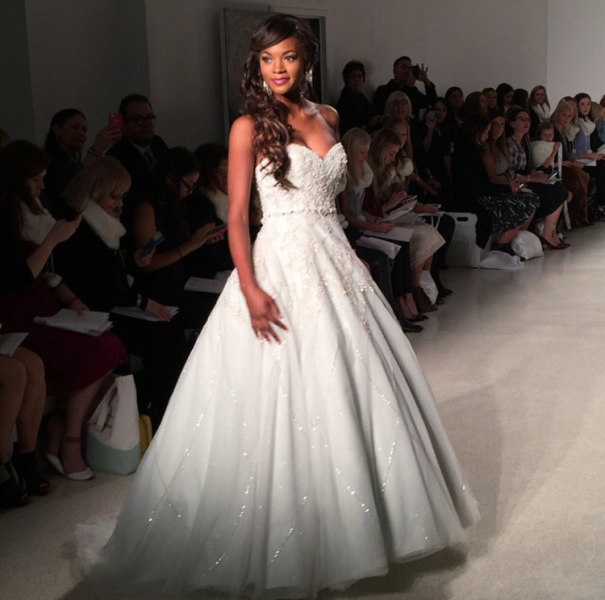 Alfred Angelo: First Look At 2015 Disney Wedding Gowns From Alfred Angelo