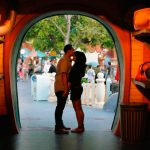Carrie and Sonny's Disneyland Engagement Photos