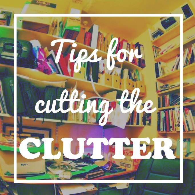 Tips for Cutting the Clutter BEFORE the Holidays
